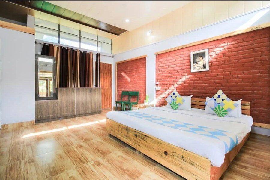 2203-homestay-near-nainital room1